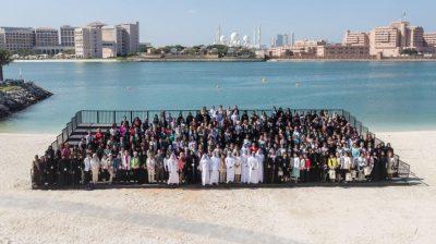 Conference delegates Abu Dhabi 2016