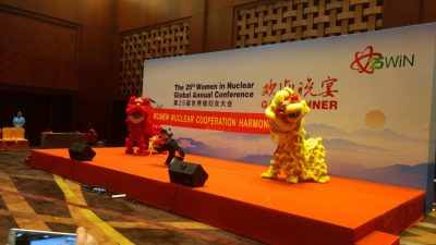 Nuclear and dragons - what everyone wants to see Beijing 2017