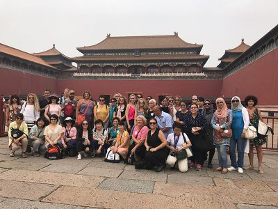 WiNners at the Imperial Palace Beijing 2017