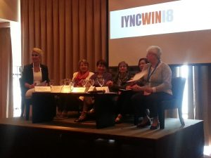 Panel on career development for women in the nuclear field